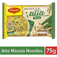 Maggi Nutri-Licious Atta Noodles, Masala, 75g