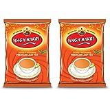 Wagh Bakri Leaf Tea 500g Pouch Pack of 2