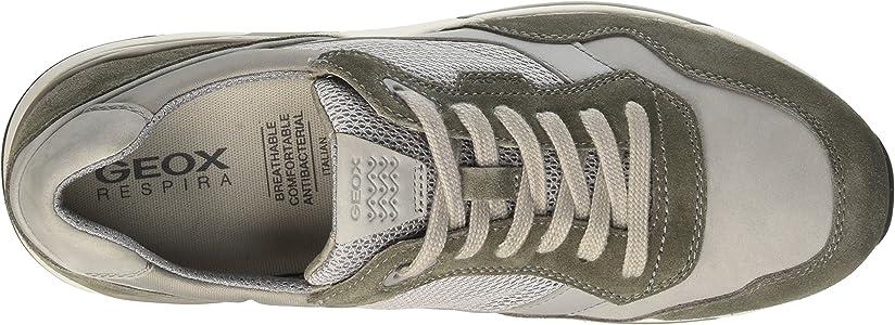 Zapatos de hombre Geox ice color ¡Compara 12 productos y