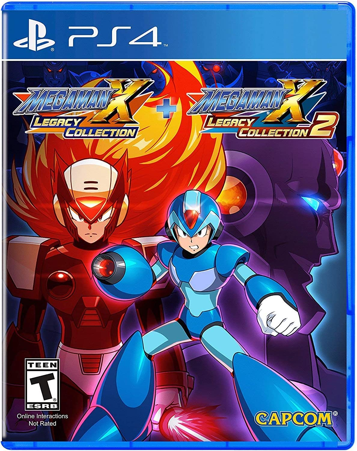 Amazon com: Mega Man X Legacy Collection 1+2 - PlayStation 4