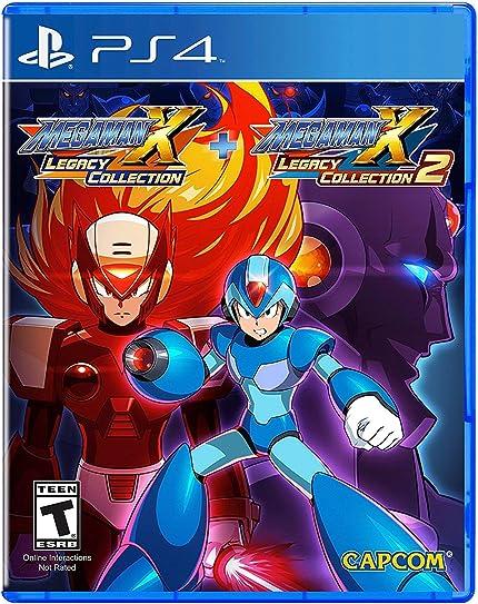 Amazon com: Mega Man X Legacy Collection 1+2 - PlayStation 4