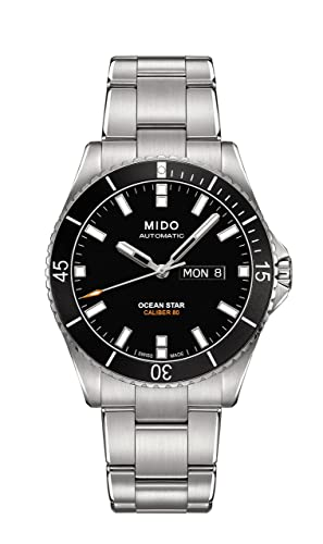 MIDO OCEAN STAR CAPTAIN V RELOJ DE HOMBRE AUTOMÁTICO 42.5MM M026.430.11.051.00: Amazon.es: Relojes