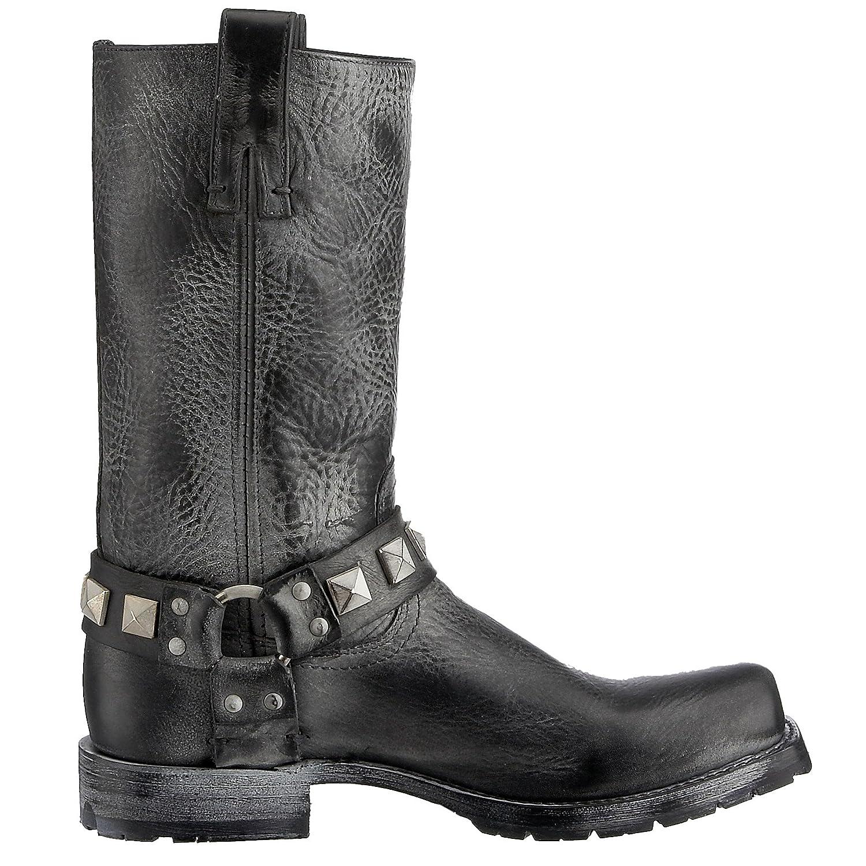 Frye Heath Studd , bottes homme - Chaussures sécurité homme, Noir-V.6, 41