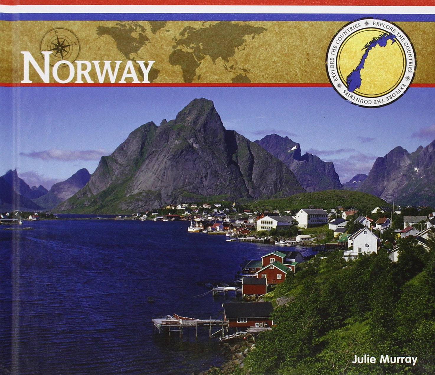 Read Online Norway (Explore the Countries) pdf