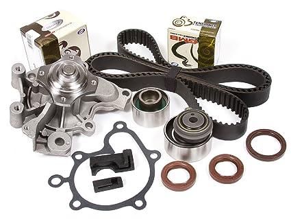Evergreen TBK228WPT Mazda MX6 626 Ford Probe 2.0 16V Timing Belt Kit Water Pump