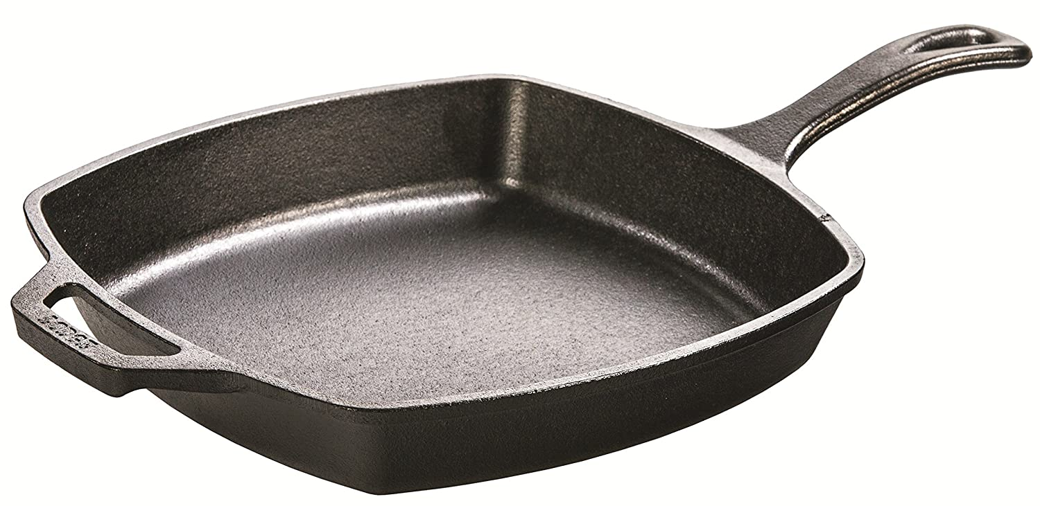Lodge Logic Square Skillet