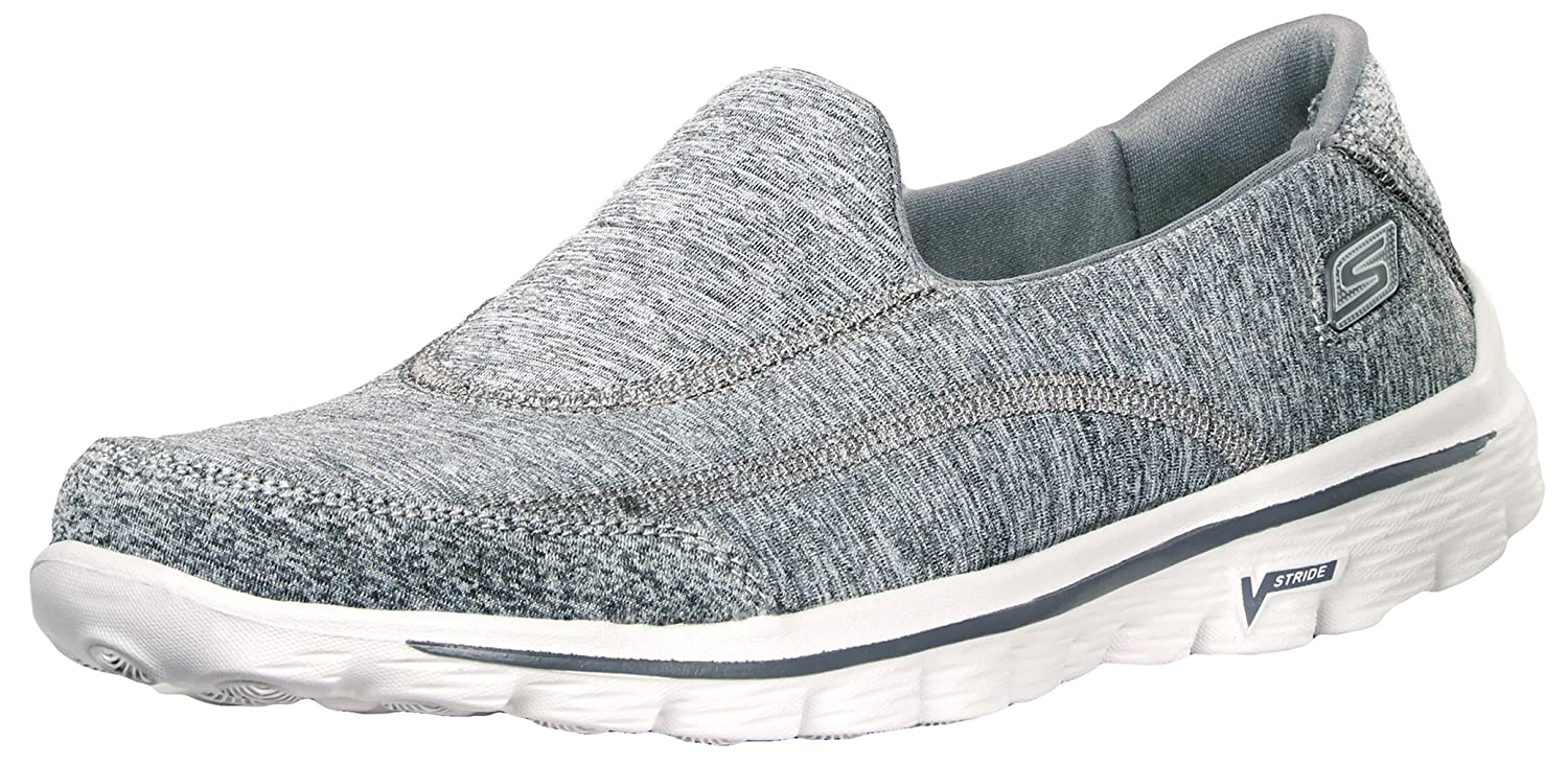 black skechers go walk 2