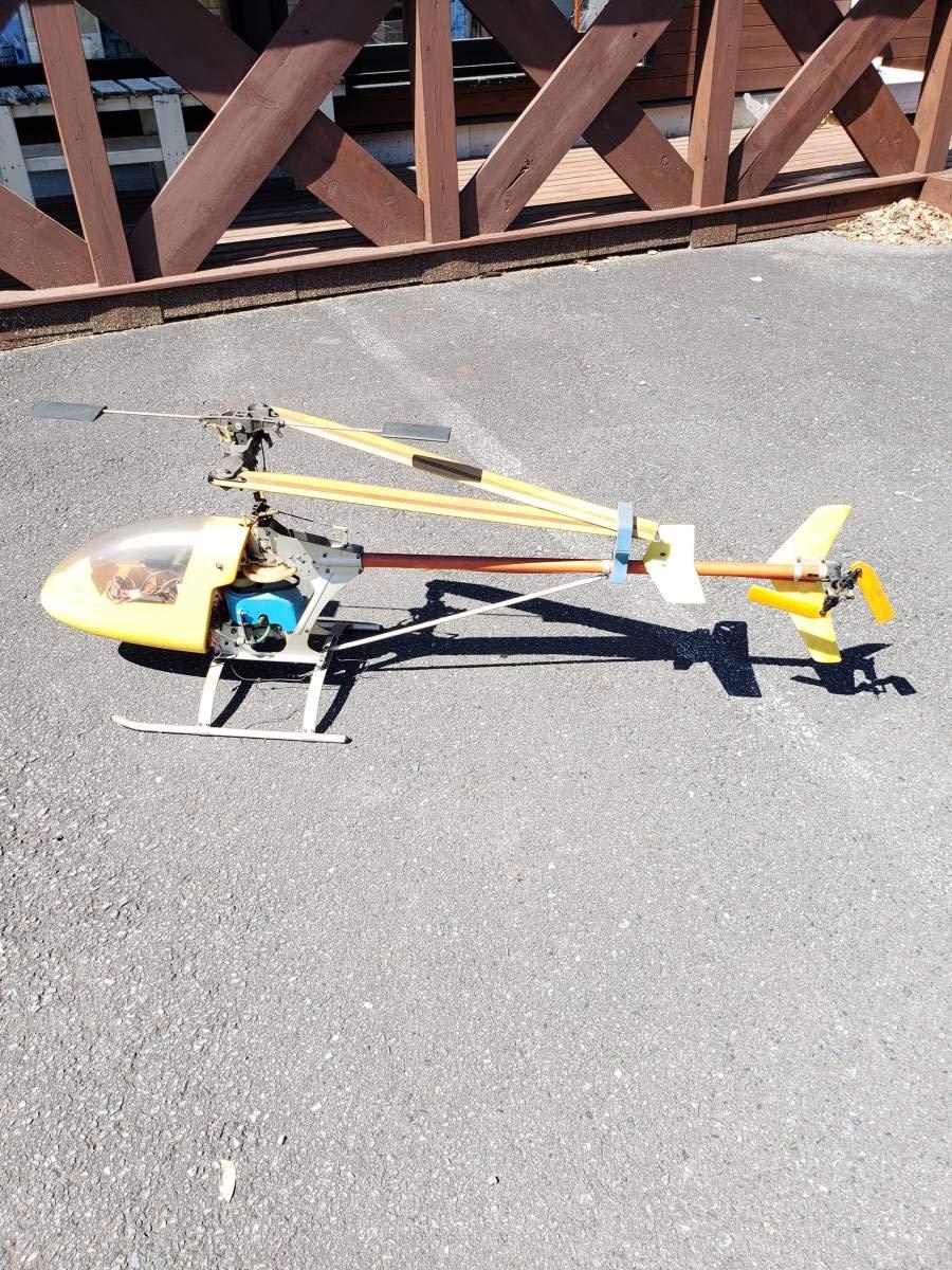 ヘリコプター ラジコン ヴィンテージ オールド B07S2WC9PJ
