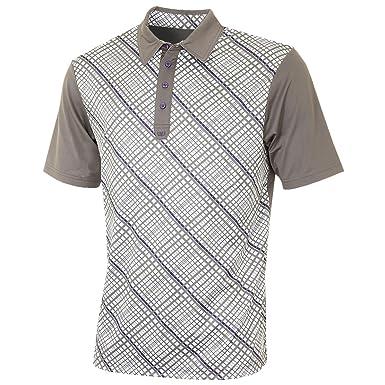 e4aca12b Amazon.com: OGIO Men's Grid Golf Polo Shirt: Clothing