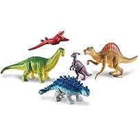 Learning Resources Jumbo Dinosaurs Expanded Set I Apatosaurus, Multi-color