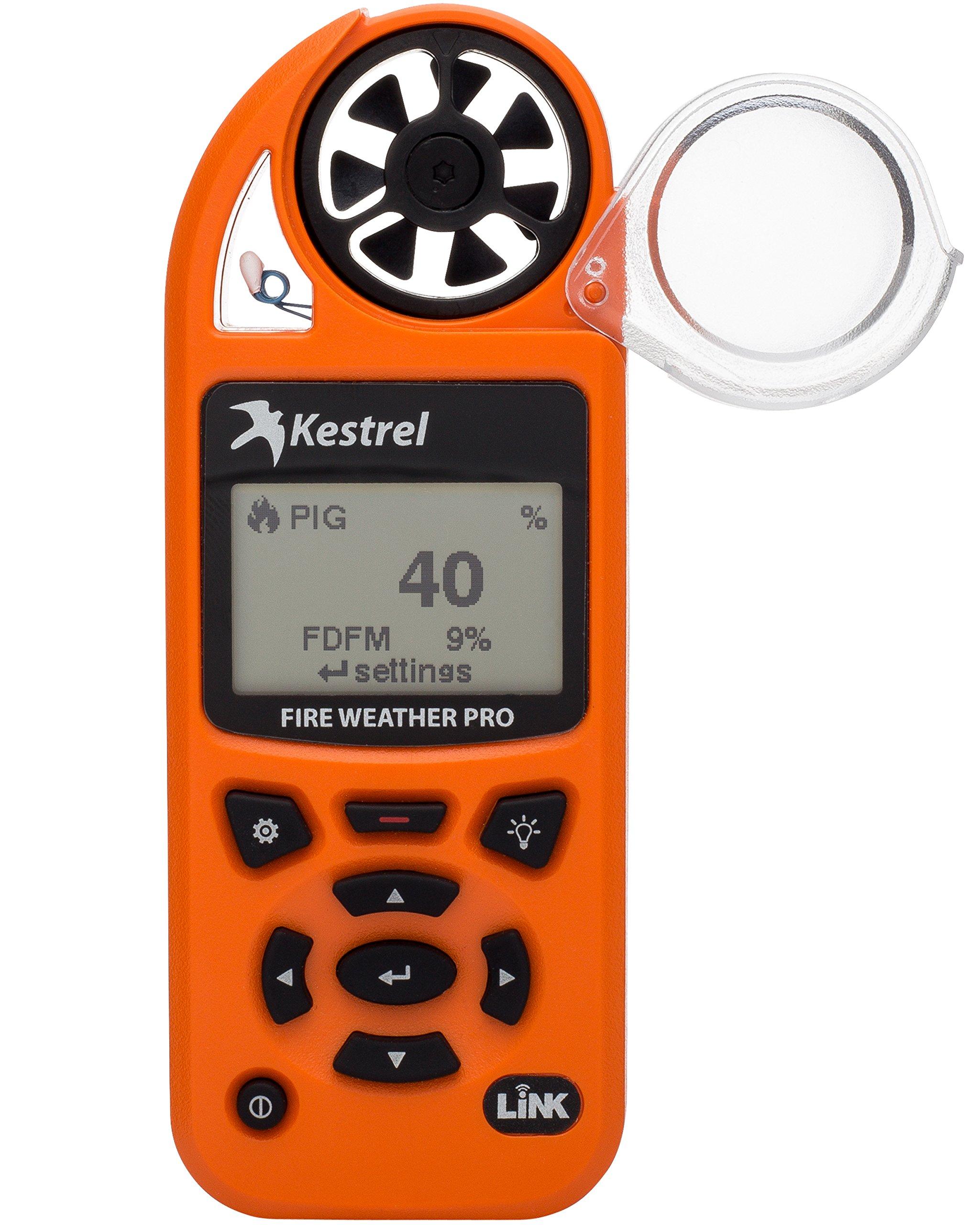 Kestrel 5500FW Fire Weather Meter Pro with Link by Kestrel