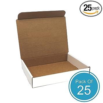 Amazon.com: HTTP Cajas de envío de cartón blanco: Home & Kitchen