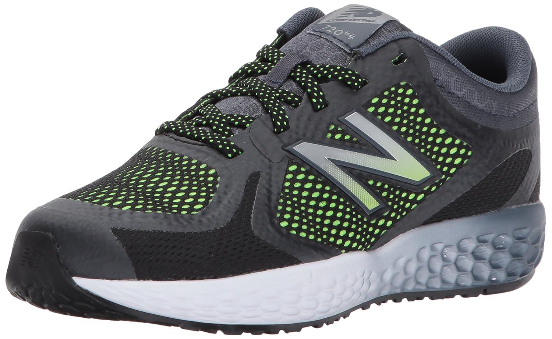 New Balance KJ720, Zapatillas de Running Unisex niñ os, Negro (Black/Lime), 28 EU Zapatillas de Running Unisex niños KJ720BEY