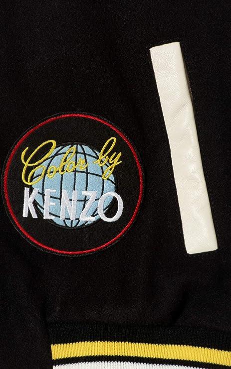 Kenzo - Chaqueta - para Hombre Negro Negro (Medium: Amazon.es: Ropa y accesorios