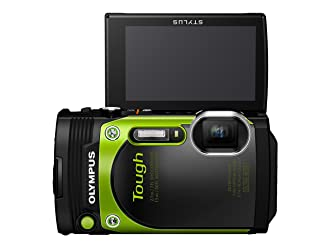 olympus tg-870 waterproof camera