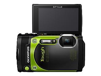 olympus tg-870 waterproof camera