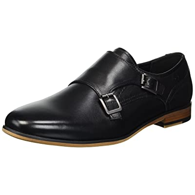 Kenneth Cole REACTION Men's Guy Monk-Strap Loafer | Loafers & Slip-Ons