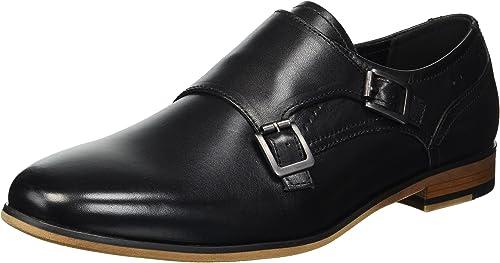 Kenneth Cole Reaction Guy Monk, Zapatos de Cordones Oxford para Hombre