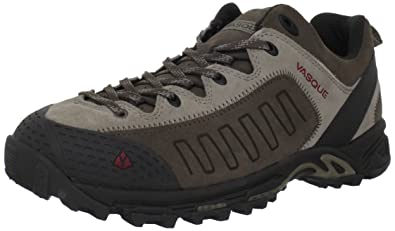 Vasque Men's Juxt Multisport Shoe,Aluminum/Chili Pepper,8 ...