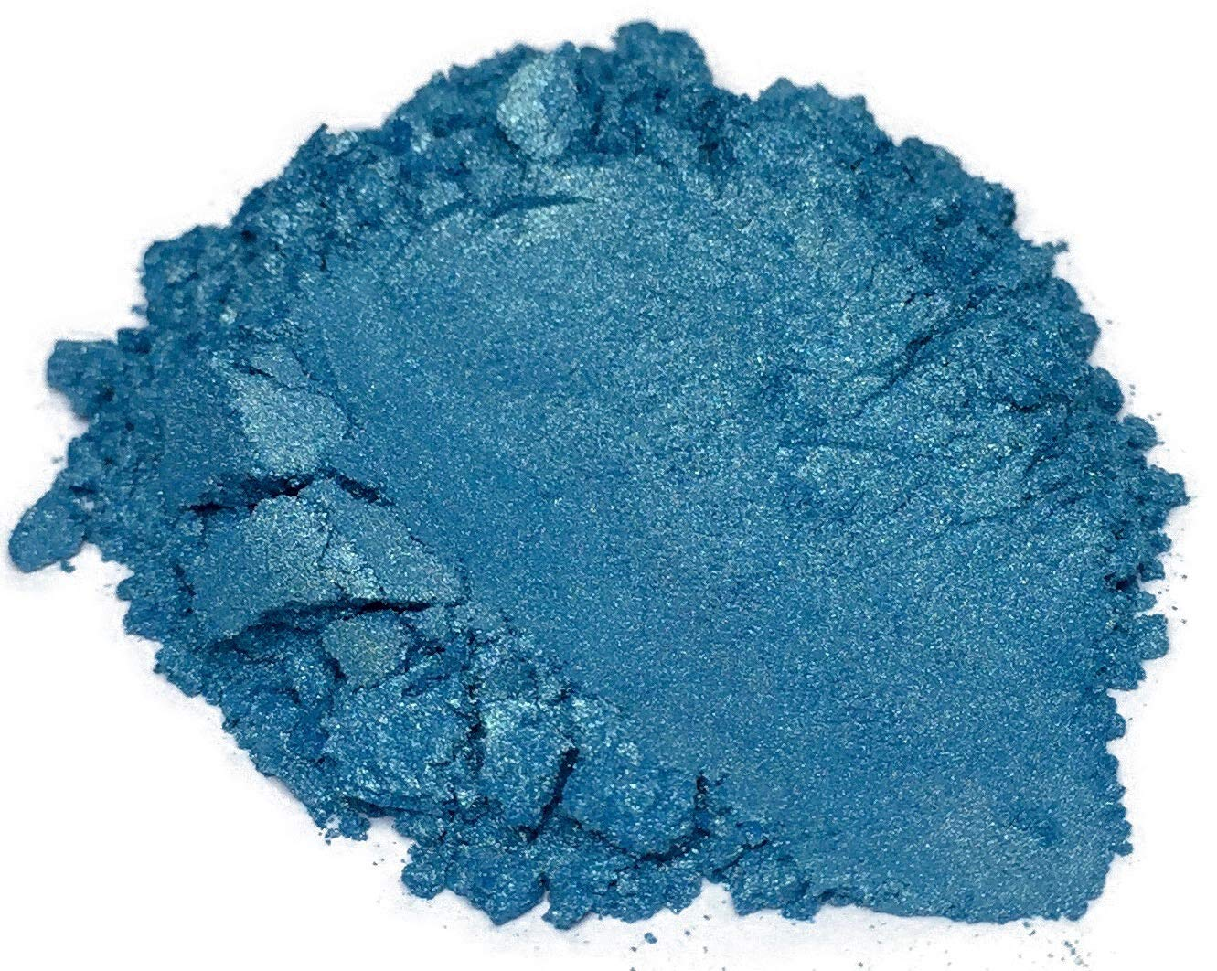 462g/16.5oz (Bulk Pack)''Bora Bora Blue'' Mica Powder Pigment 11(1.5oz/42g Containers) Black Diamond Pigments by BLACK DIAMOND PIGMENTS