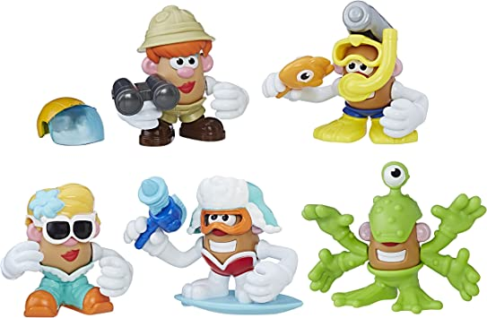 Potato Head - Mr Potato Aventuras (Hasbro C0189EU4): Amazon.es ...