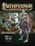 Pathfinder Adventure Path: Giantslayer Part 3 - Forge of the Giant God