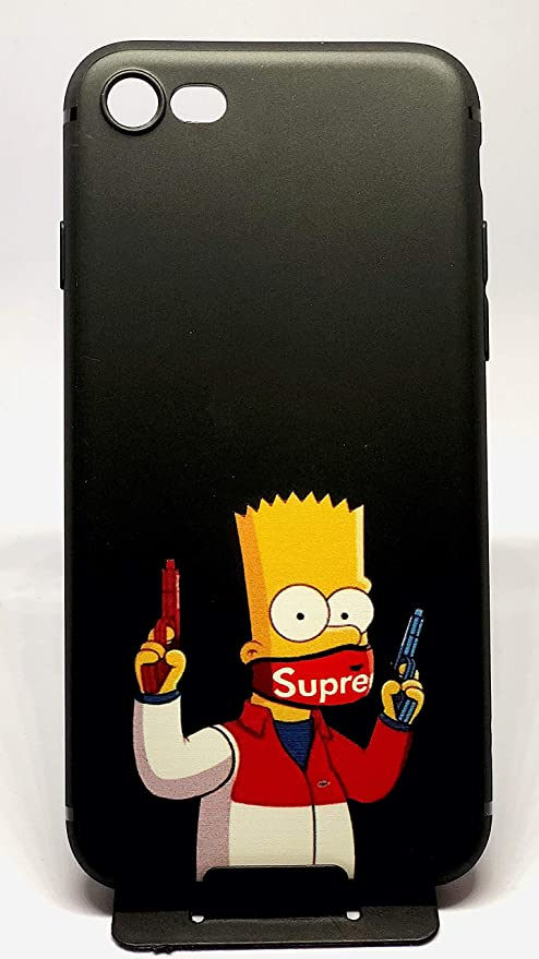 coque iphone 8 pistolet