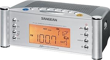 Sangean RCR-2 - Radio Portátil: Amazon.es: Electrónica