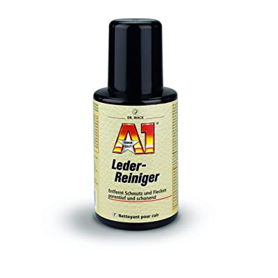 A1 2515 Leather Cleaner 250 ml: Automotive