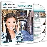 AudioNovo Spanisch I-III - Schnell und einfach Spanisch lernen für Anfänger - In nur 3 Monaten Spanisch lernen mit dem Audio-Sprachkurs von AudioNovo (Spanisch für Anfänger, Hörbuch 44Std Audio)