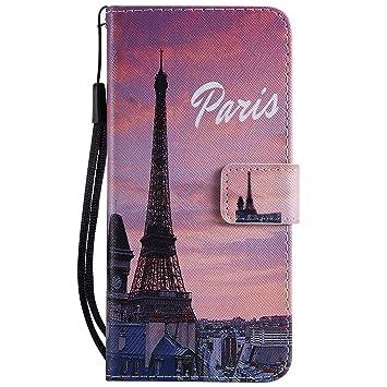 Yiizy Samsung I9500 Galaxy S4 Funda, Torre Eiffel Diseño ...