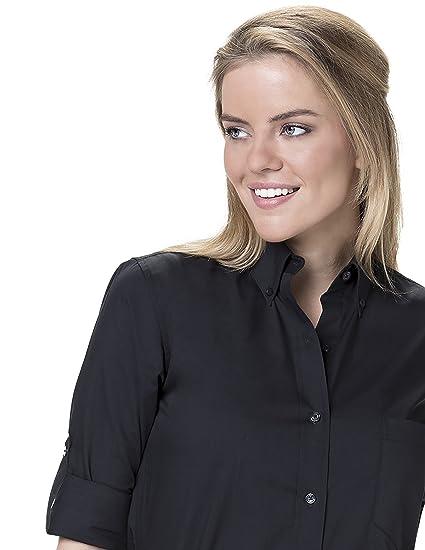Server Shirts Women S Button Down Shirt Long Sleeve Button Down