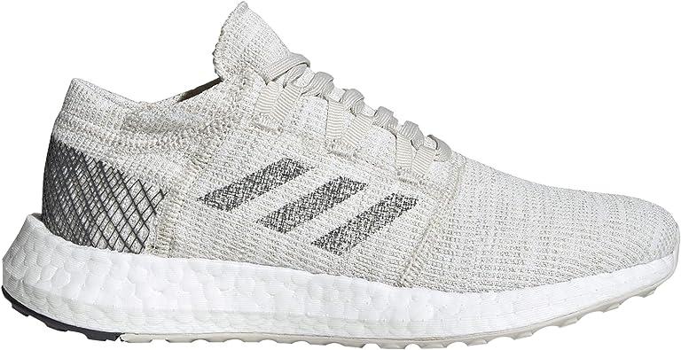 Adidas Pureboost, Zapatillas Running Mujer. (39 EU, Non-Dyed/Grey Six/Raw White): Amazon.es: Zapatos y complementos