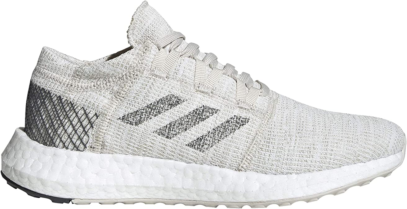 Adidas Pureboost, Zapatillas Running Mujer. (39 EU, Non-Dyed/Grey Six/Raw White): Amazon.es: Zapatos y complementos
