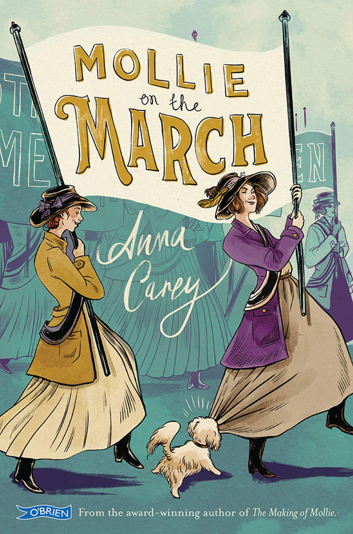 Read Online Mollie On The March ebook