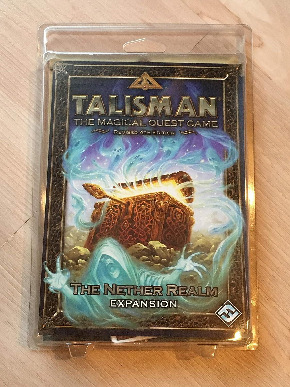 Fantasy Flight Games Talisman The Nether Realm: Amazon.es ...