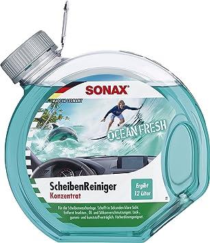 Comprar Sonax 388400 Sonax 3884000- Limpiacristales concentrado de Ocean Fresh 3L