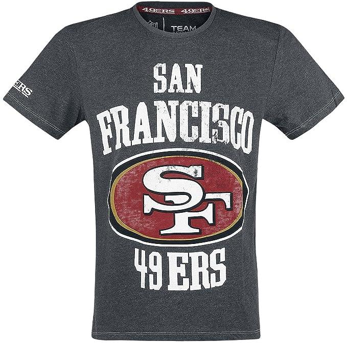 NFL San Francisco 49ers Camiseta Gris/Melé XXL