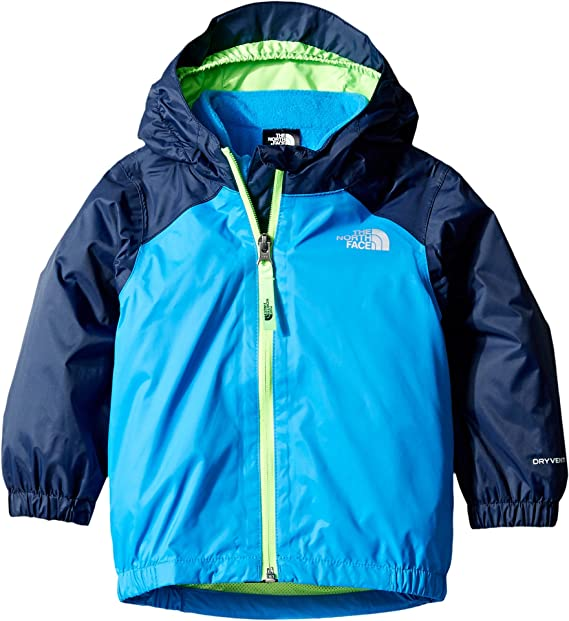 9fcc3839f THE NORTH FACE Kids Unisex Stormy Rain Triclimate (Infant) Clear ...