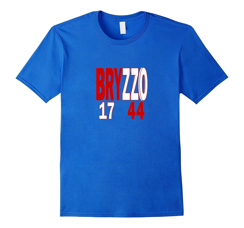 Bryzzo Bryant and Rizzo Funny Baseball T-Shirt-PL