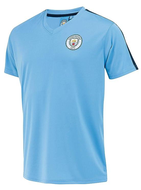 Manchester City Camiseta Colección Oficial - Talla de Hombre XXL ...