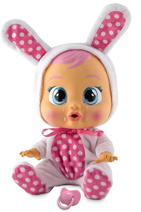 ad8995d8844 Amazon.com  Cry Babies Coney Doll  Toys   Games