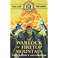 WARLOCK OF FIRETOP MOUNTAIN