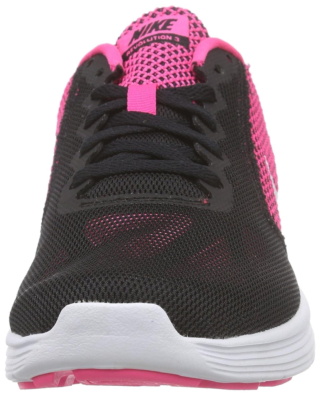 a740913dbd3 NIKE  Dámská  revoluce 3 Běžecká obuv Hyper Pink  Hyper Bílá  Černá cd289bd