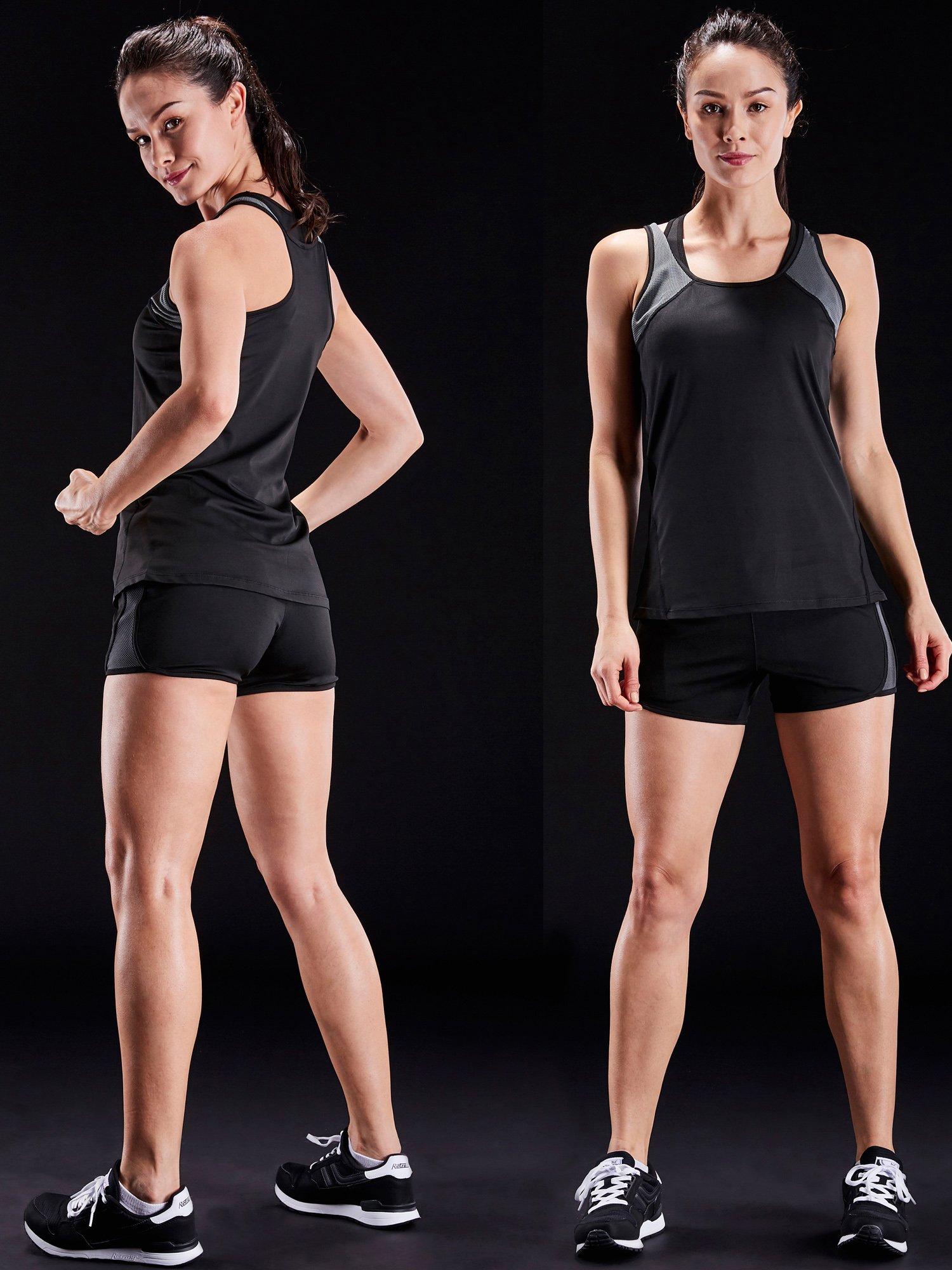 Women's Yoga Workout Tank Top 4
