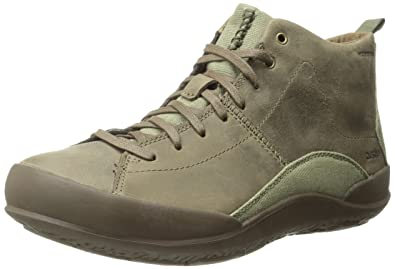Cushe Hood WP Lace Up Sneaker, Mid Brown, 42 BR/9 M US
