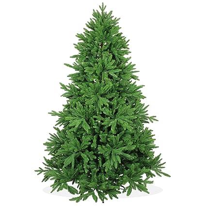Árbol de Navidad artificial DeLuxe de 210 cm, 2,1 m de alta calidad ...