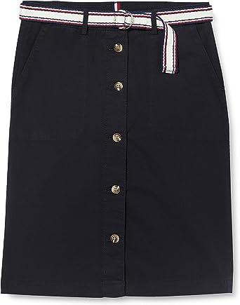 Tommy Hilfiger Tjw Bodycon Skirt Falda para Mujer