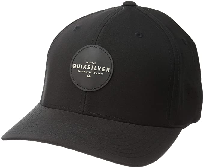 07ba1e9a748d5 Amazon.com  Quiksilver Men s Amphibian Nation PERF Trucker HAT ...
