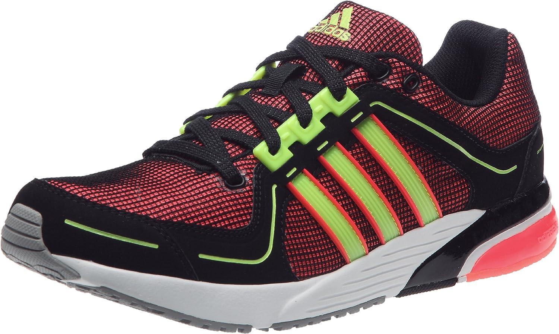 adidas Aztec 1.1 Mens Running Shoes Black Size: 10 UK: Amazon.co ...